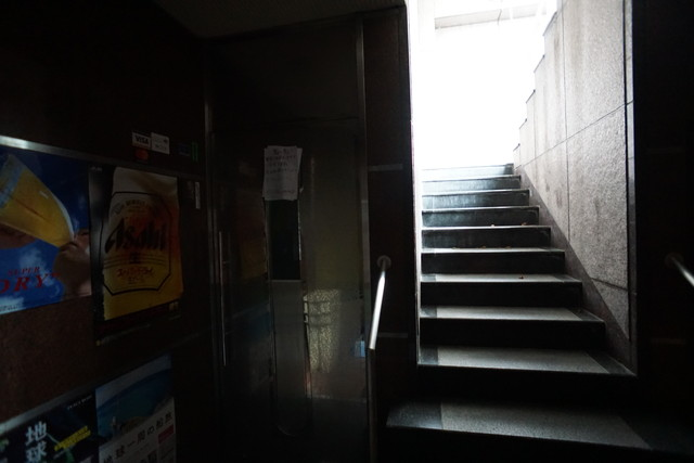 専用階段②